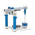 CORSOART® B AC-Line, mounting height 126 mm, blue